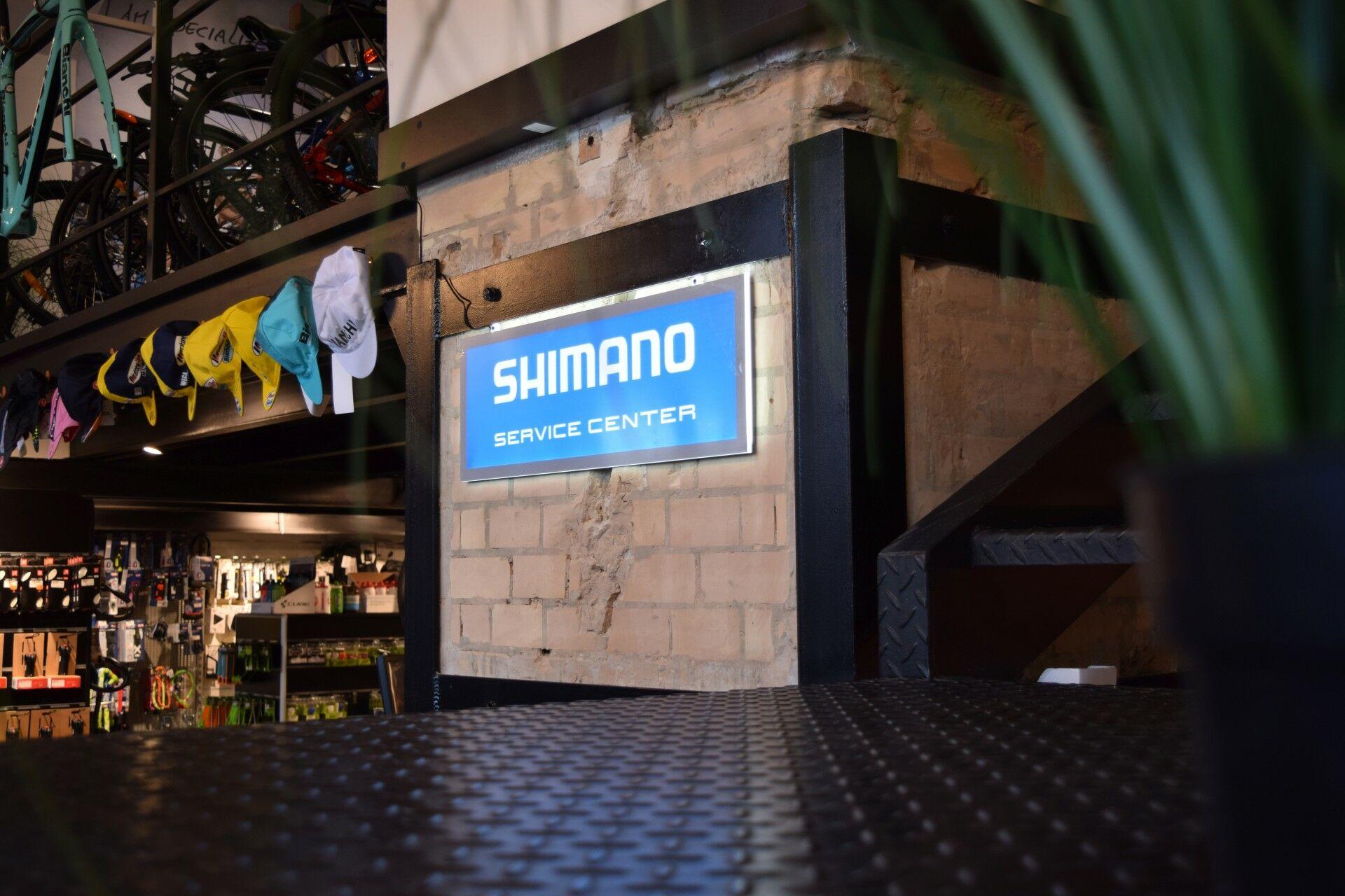 Shimano Service Center Budapest