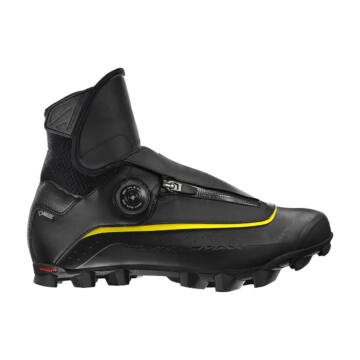 MAVIC CROSSMAX SL PRO THERMO 44 fekete téli MTB cipő