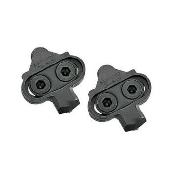 SHIMANO SM-SH51 plate nélküli fekete stopli