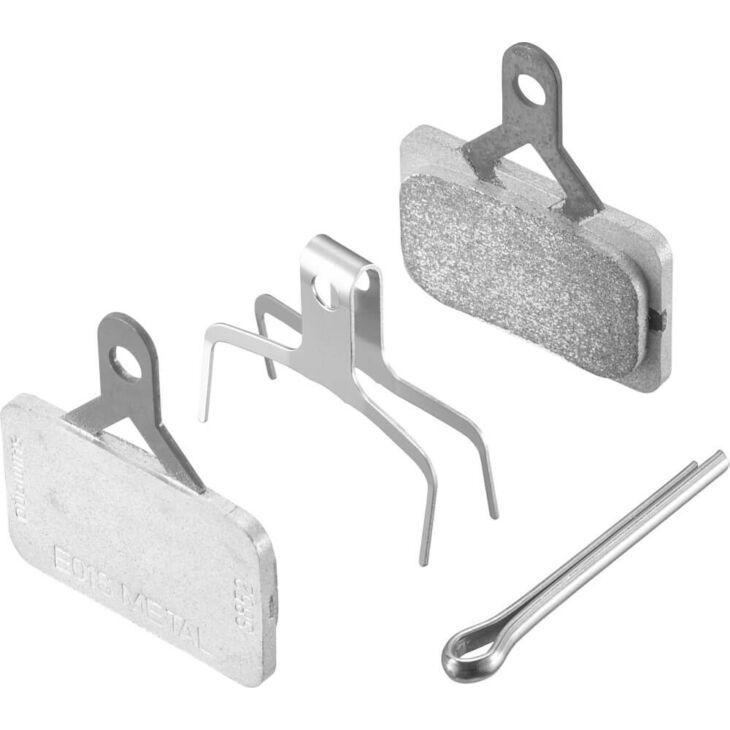 SHIMANO E01S Metal fékbetét